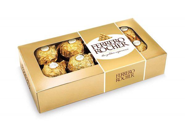 Bomboane cu ciocolată Ferrero Rocher