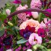 Coș WOW plin cu flori