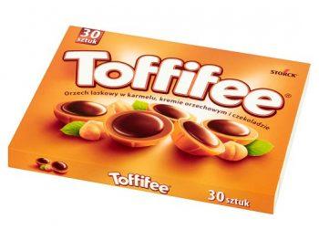 Bomboane cu ciocolată Toffifee