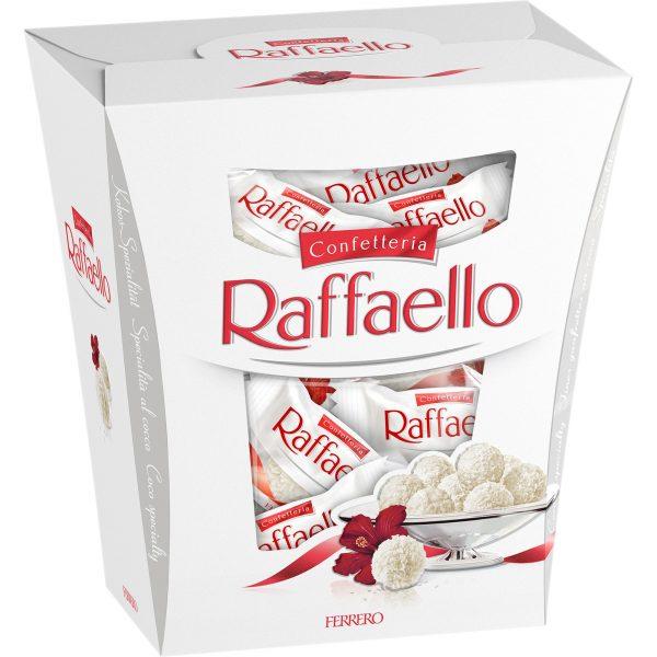 Bomboane cu cocos Raffaello
