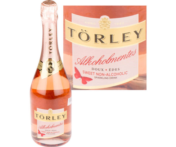 Șampanie Törley fără alcool