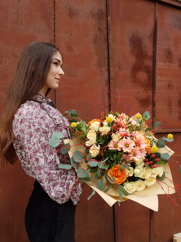 Buchet Happy Andreea